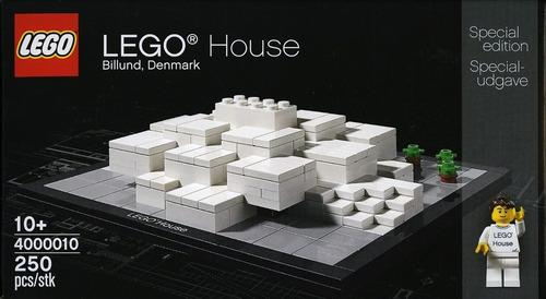 lego architecture house billund denmark modelo 400001