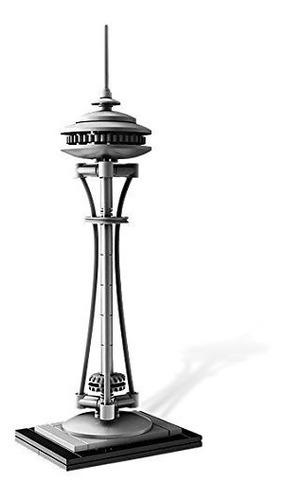 lego architecture seattle space needle 21003 cpn 57 pzas *sk