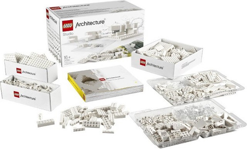lego architecture studio 21050 play set