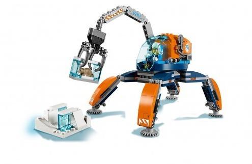 lego artico robot glacial