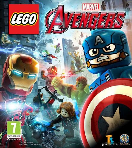 lego avengers descarga digital original ps3