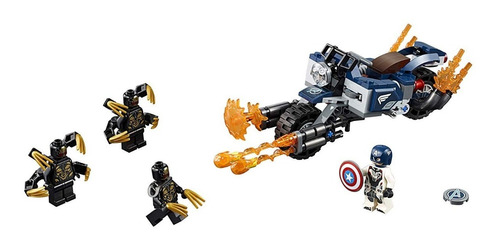 lego avengers endgame 76123 outriders attack stock infinity