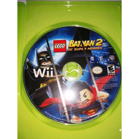 Lego Batman 2 - Dc Super Heroes - Wii - Mdisk
