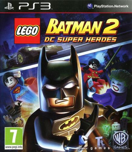 lego batman 2 dc super heroes digital ps3 latino