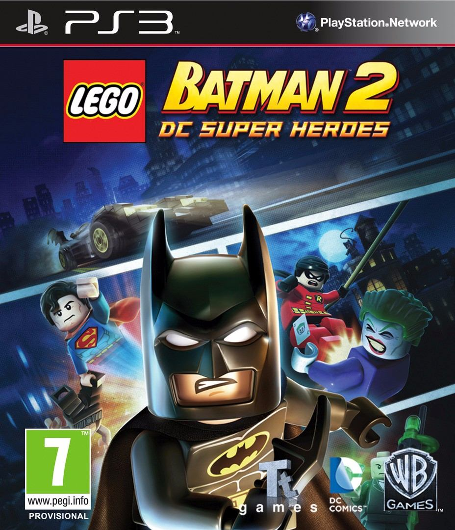 Lego Batman 2: DC Super Heroes (SEMINUEVO)