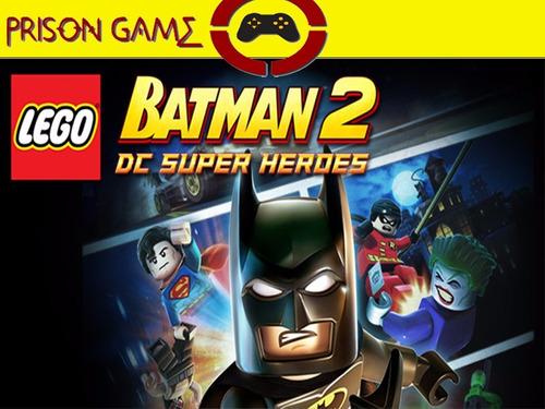 lego batman 2: dc super heroes | ps3 | entrega inmediata