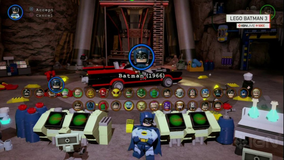 Lego batman 3 beyond gotham digital c digo pc for Codigos de lego batman