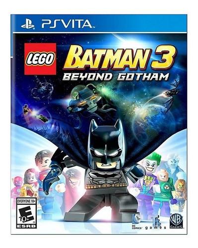 lego batman 3: beyond gotham vita - juego fisico - prophone