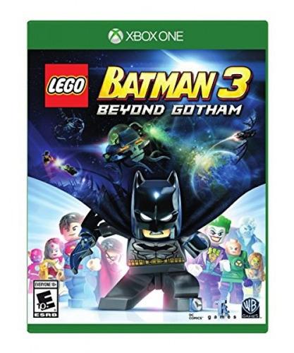 lego batman 3: más allá de gotham - xbox one