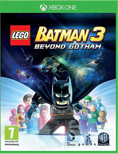 lego batman 3: más allá de gotham (xbox one)