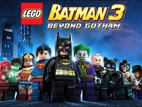 lego batman 3: mas alla de gotham xbox one fisico