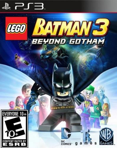lego batman 3 ps3