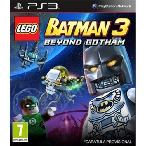 Lego batman 3 ps3 c digo psn r 34 90 em mercado livre for Codigos de lego batman