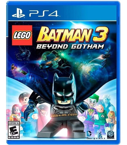 lego batman 3 ps4 cd fisico sellado jazz pc