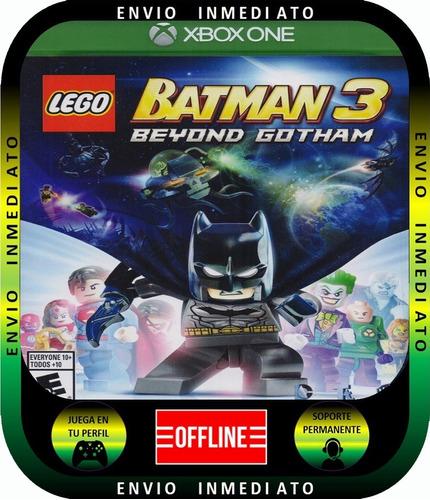 lego batman 3 xbox 1 local mode