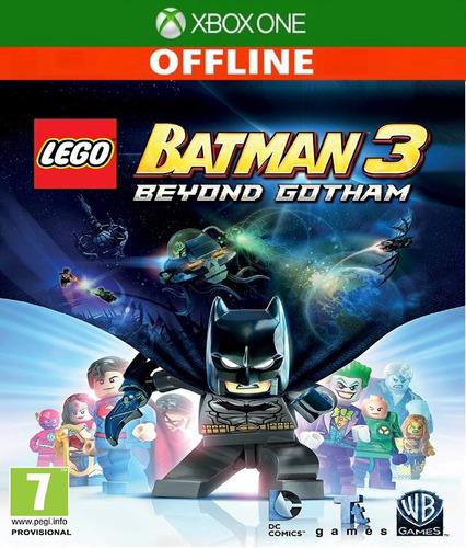 lego batman 3 xbox one offline