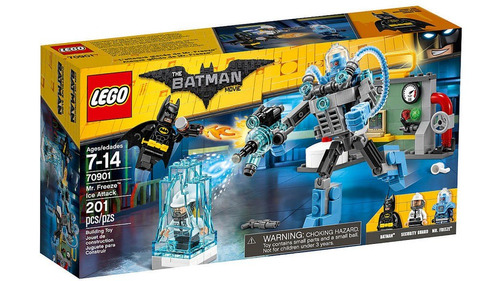 lego batman 70901 201 piezas envío gratis!!
