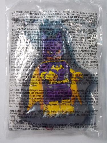 lego batman cajita metálica mcdonalds