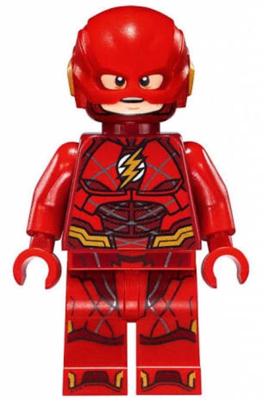 Lego Batman Flash Justice League 76086 Liga De La Justicia