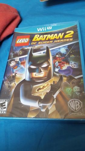 lego batman game wii jogo