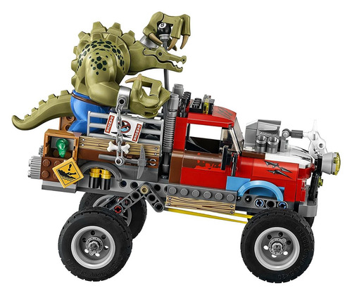 lego batman killer croc tail gator 70907 460 piezas