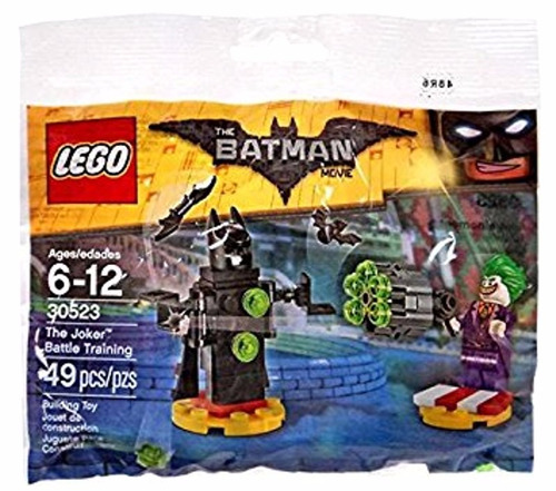 lego batman movie 30523 the joker battle training minijuegos