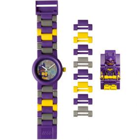 9aa72f4a4a6d Lego Batman Movie Batgirl Reloj De Pulso Diego Vez Skull Mad
