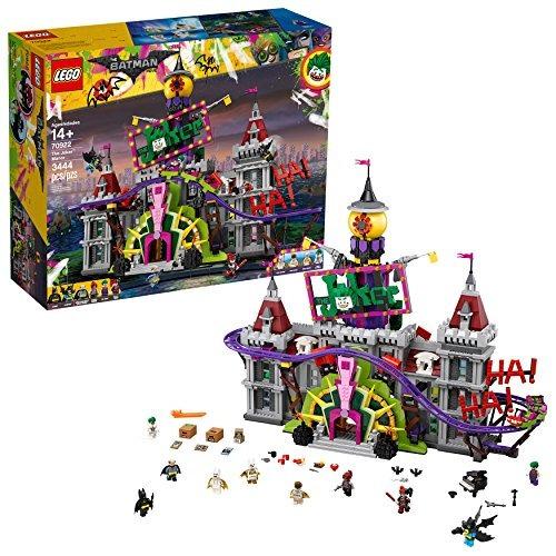 lego batman movie dc the joker manor 70922 building kit (344