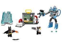 lego batman mr freeze ice attack 70901 201 piezas