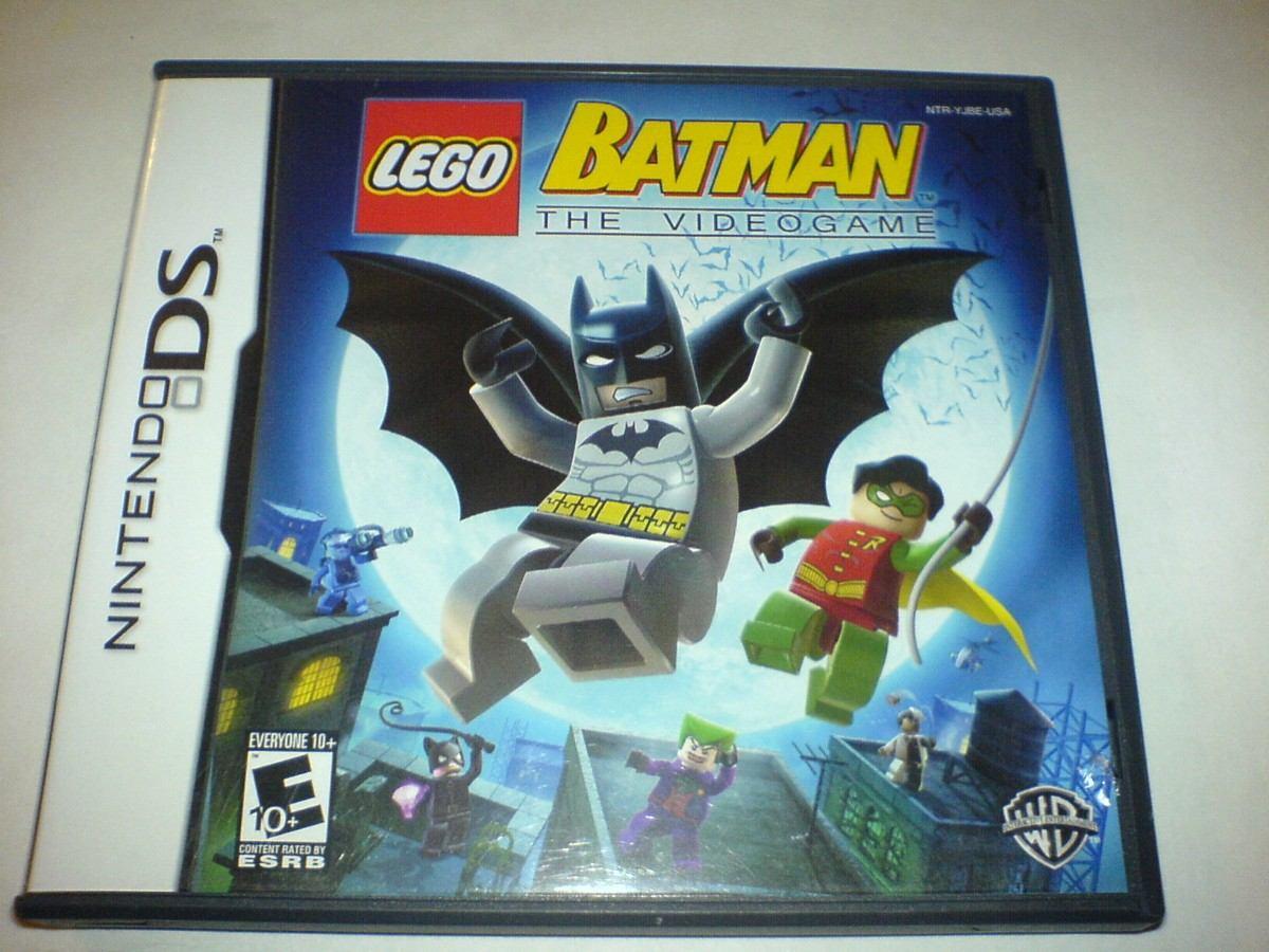 Lego Batman Nintendo Ds Compatible Con 3ds - $ 390.00 en ...