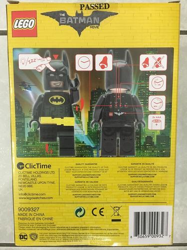 lego batman reloj despertador digital dc comics lego batman