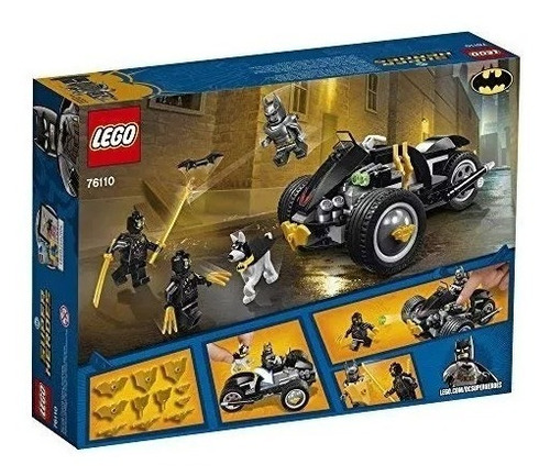lego batman the attack of the talons