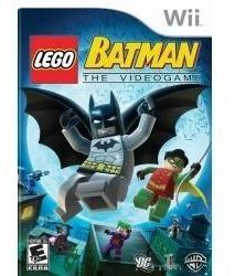lego batman the videogame wii envio gratis