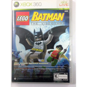 Lego Batman Xbox 360 Americano