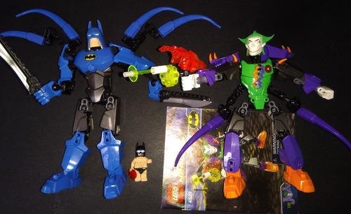lego batman y joker armables