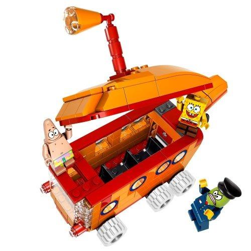 Lego de billetes de tren para Minifigura 3830