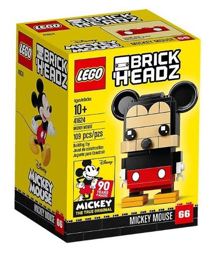 lego® brickheadz - mickey (41624)
