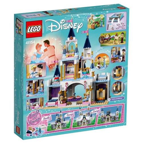 lego castelo da cinderela 41154