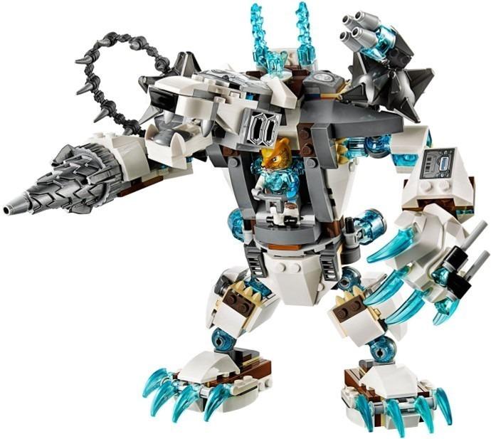 Lego chima 70223 el robot perforador de ibebite 1 en mercado libre - Image de lego chima ...