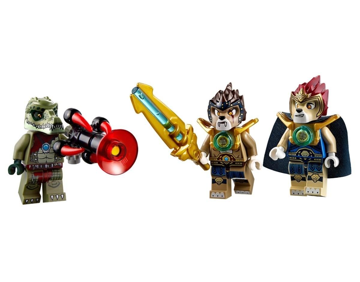Lego chima lutador real de laval 70005 401 pe as r 269 79 em mercado livre - Image de lego chima ...