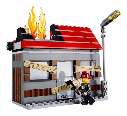 lego city 60003 - llamada de emergencia