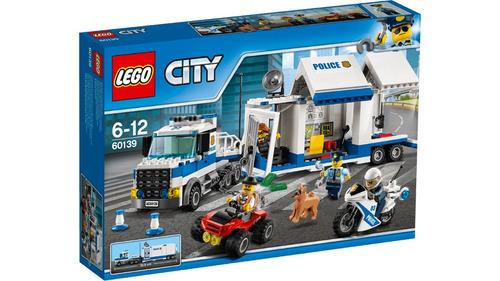 lego city 60139, novo, pronta entrega
