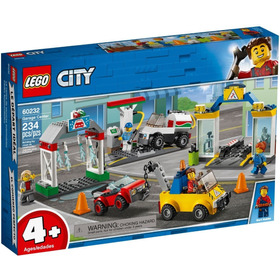 Lego City 60232 Centro Automotivo Garage Centre Carros