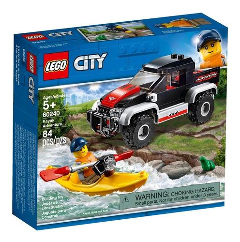 lego® city - aventura en kayak (60240)