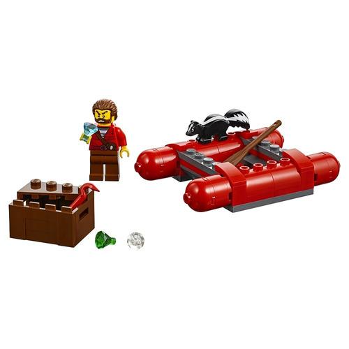 lego city escape del rio salvaje (4170)