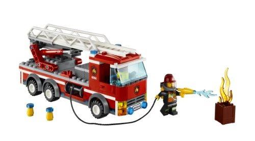 lego city fire station 60004