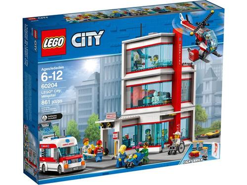 lego® city hospital
