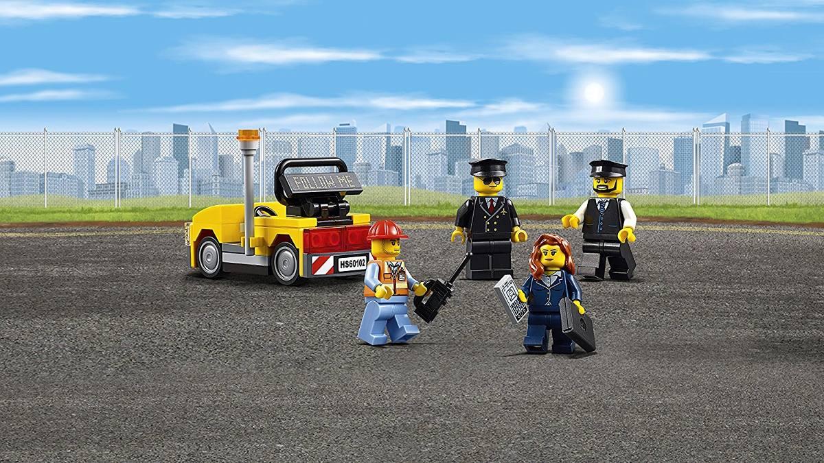 Lego City Jet Privado Y Limosina 60102 - $ 100.000.000 en ...
