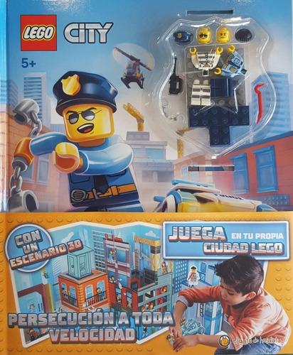 lego city juega en tu propia ciudad (envíos)