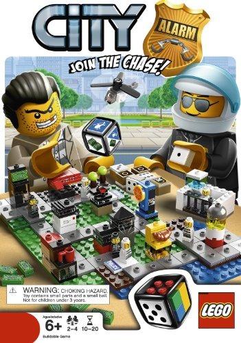 Lego City Juegos De Alarma 3865 141 990 En Mercado Libre